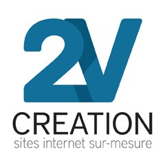 2Vcréation - Réalisation de sites internet